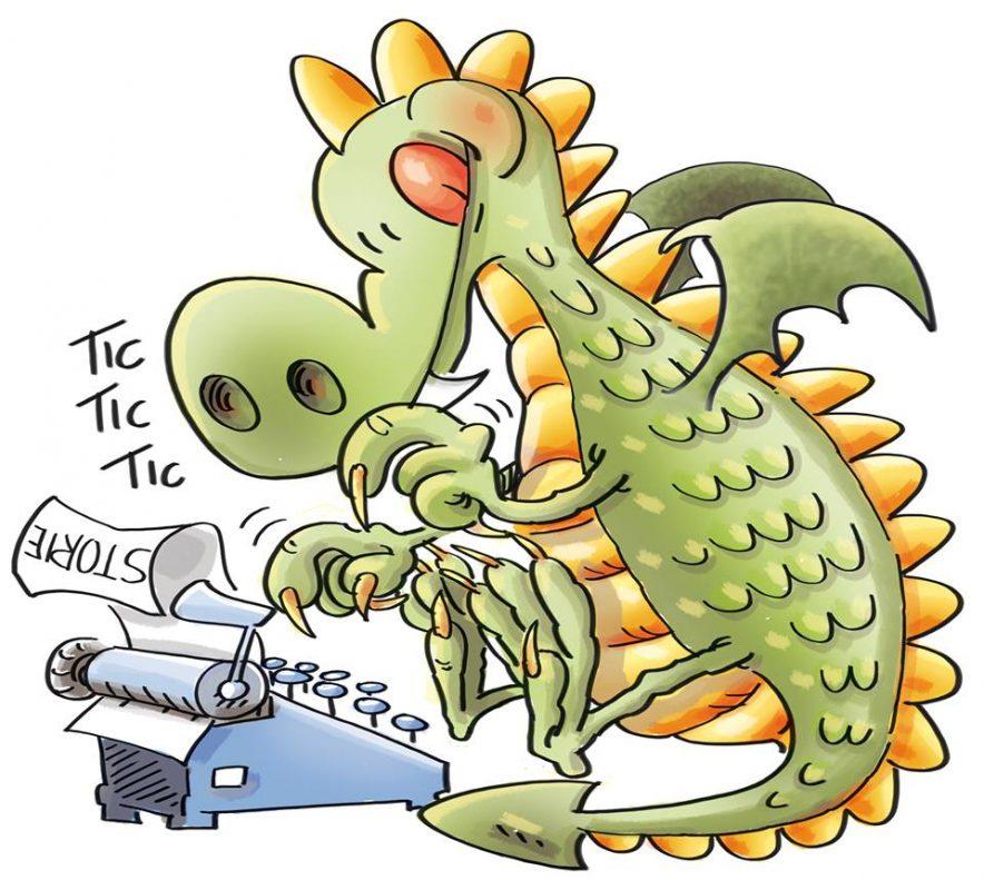 spettacolo di mirco maselli_hogart faccia di drago