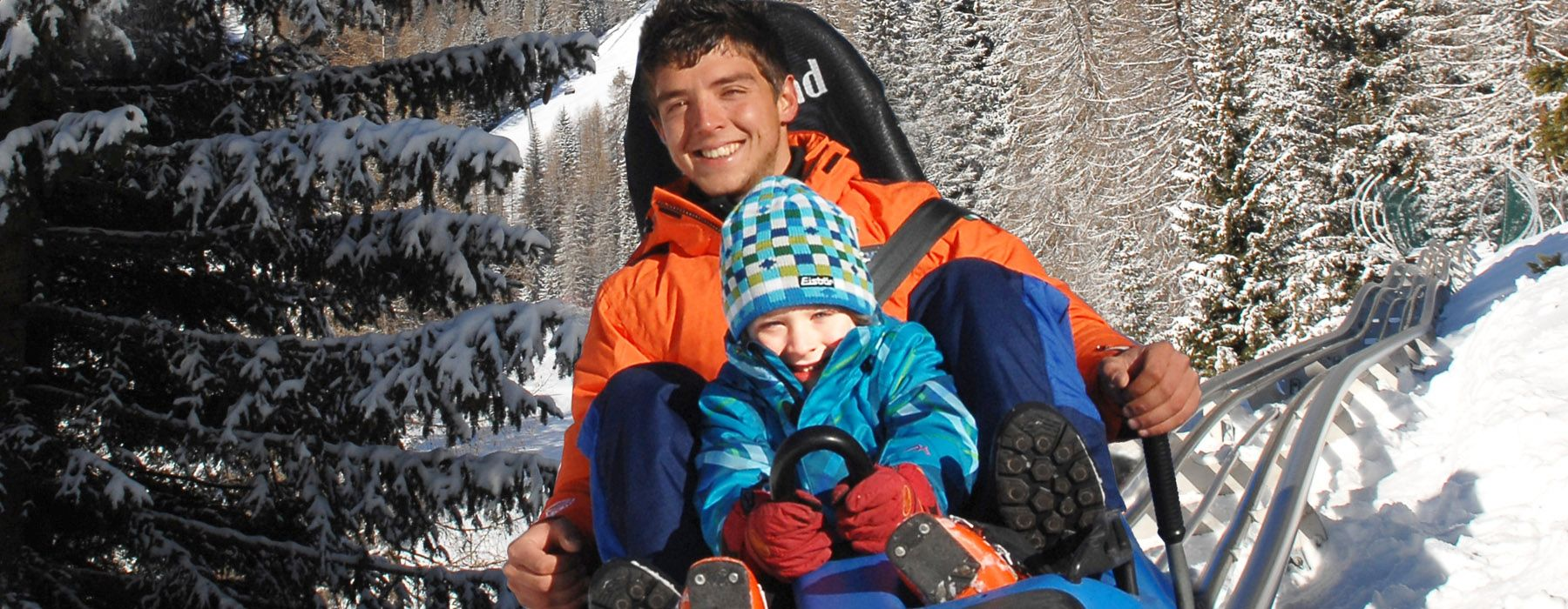 alpine coaster gardonè predazzo