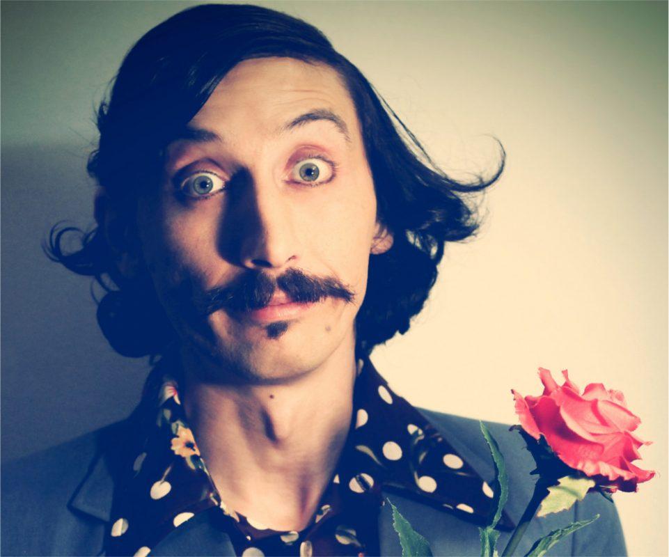 spettacolo in anfiteatro mr mustache