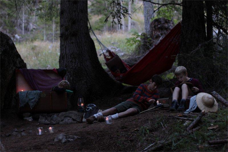 la foresta dei draghi, in val di fiemme, avventure cercadraghi