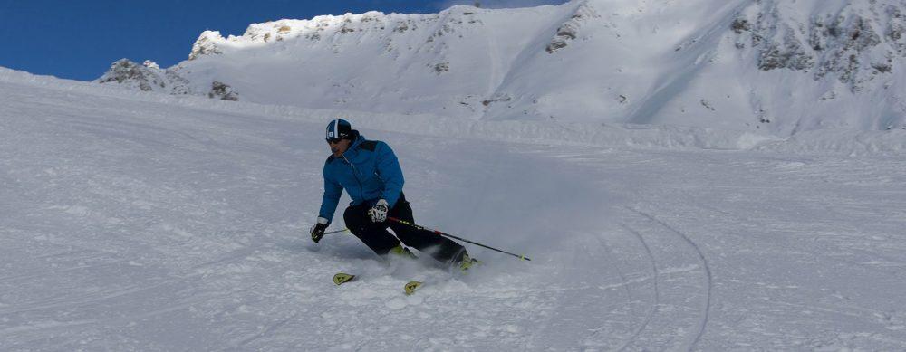 pista Cinque nazioni predazzo, ski center latema
