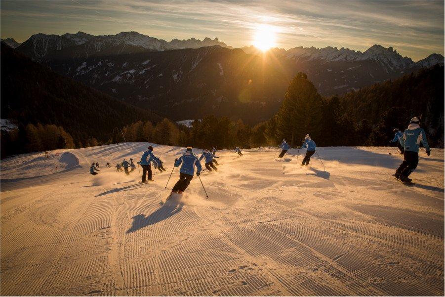 scuola di sci alta val di fiemme predazzo