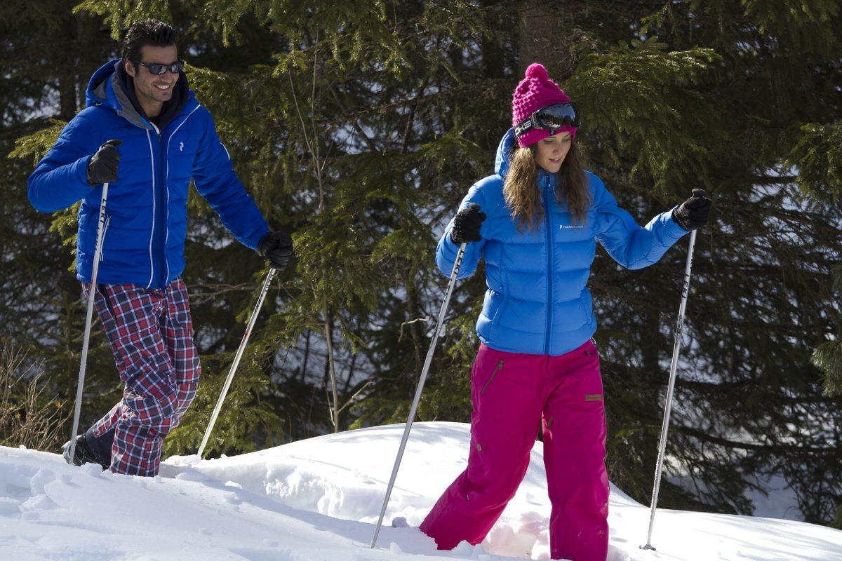 passeggiate nello ski center latemar