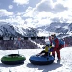 3 parchi gioco sulla neve nello Ski Center Latemar