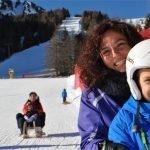 5 cose da fare con i bambini da 3-6 anni in montagna d'inverno sul Latemar