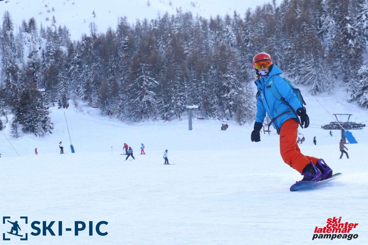 Ski - Pic a Pampeago