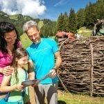 Giochi da fare con i bambini in montagna d'estate