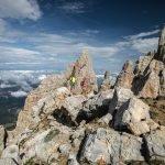 Una giornata in montagna a camminare sul Latemar